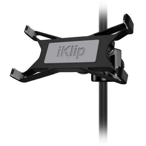 IK Multimedia Soporte de Abrazadera Xpand para iPad 7'' - 13'', Negro