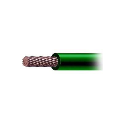 Indiana Bobina de Cable de Señal Calibre 4, 100 Metros, Verde
