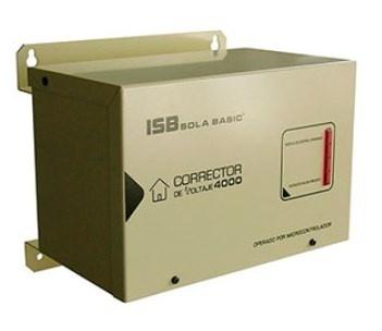 Regulador Industrias Sola Basic Corrector de Voltaje 4000VA 5-81-120-4000