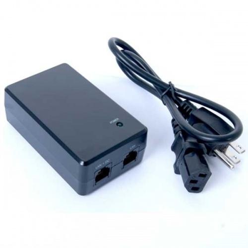 Infinias Adaptador e Inyector de PoE S-PCON-PS, 2x RJ-45, 48V