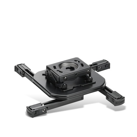 InFocus Soporte de Techo para Proyector, hasta 11.3kg, Negro