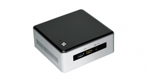Intel NUC Kit NUC5i3RYHS, Intel Core i3-5005U 2GHz (Barebone)