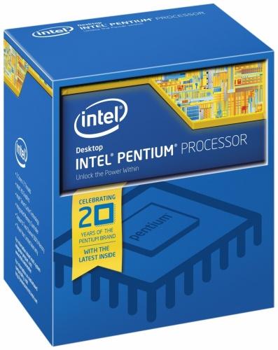 Procesador Intel Pentium G4500, S-1151, 3.50GHz, Dual-Core, 3MB Cache (6ta. Generación - Skylake)