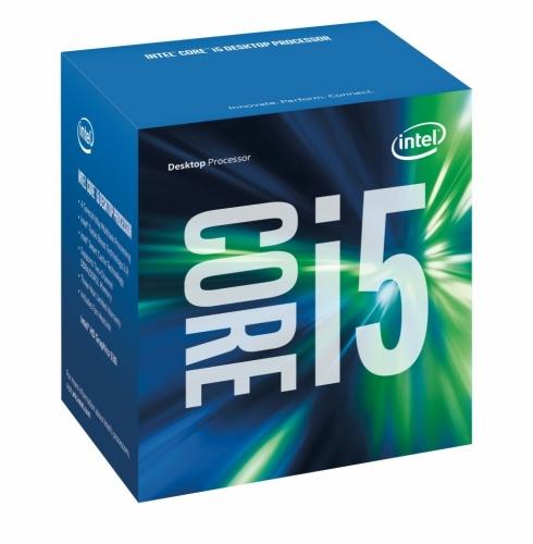 Procesador Intel Core i5-6600K, S-1151, 3.50GHz, Quad-Core, 6MB L3 Cache (6ta. Generación - Skylake)
