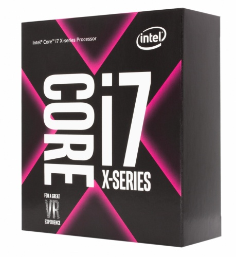 Procesador Intel Core i7-7800X, S-2066, 3.50GHz, Six-Core, 8.25MB L3 Cache (Skylake)