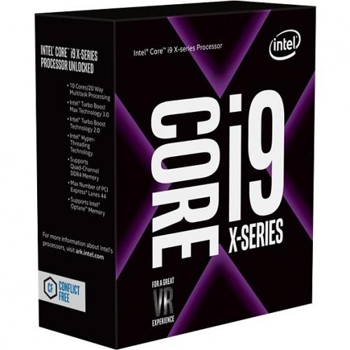 Procesador Intel Core i9-9820X, S-2066, 3.30GHz, 10-Core, 16.5MB Smart Cache (9na. Generación - Skylake)