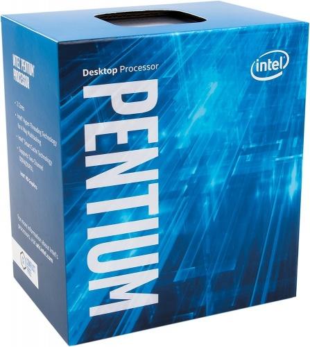 Procesador Intel Pentium G4600, S-1151, 3.60GHz, Dual-Core, 3MB Cache (7ma. Generación - Kaby Lake)