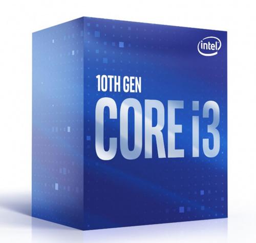 Procesador Intel Core i3-10100, S-1200, 3,60GHz, Quad-Core, 6MB Smart Caché (10ma. Generación - Comet Lake)