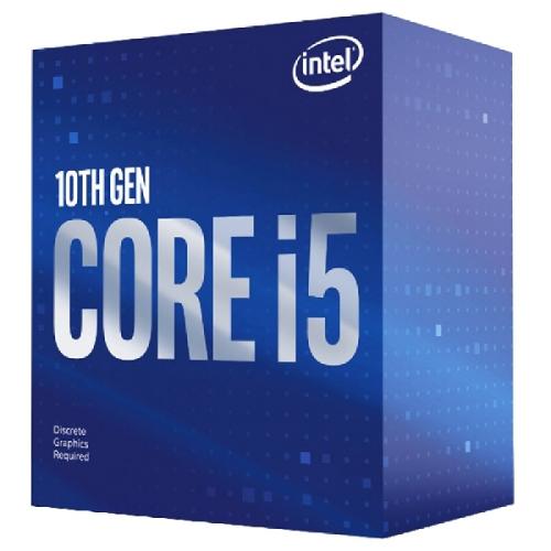 Procesador Intel Core i5-10400F, S-1200, 2.90GHz, Six-Core, 12MB Cache (10ma. Generación - Comet Lake) ― Requiere Gráficos Discretos