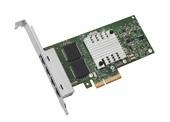 Intel Tarjeta de Red I340-T4 de 4 Puertos, 1000 Mbit/s, PCI Express