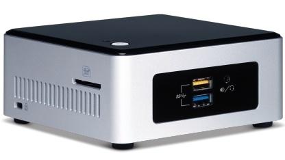 Intel NUC5PPYH, Intel Pentium N3700 1.60GHz (Barebone)