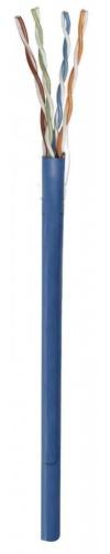Intellinet Bobina de Cable Cat6 FTP, 305 Metros, Azul