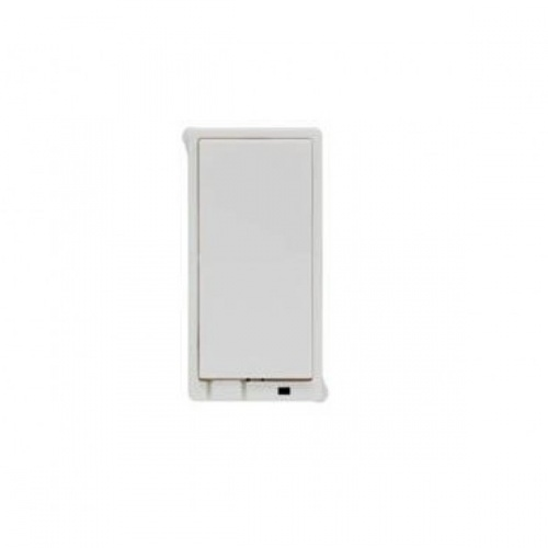 Intelorgix Interruptor de Luz Inteligente IS-ZW-WS-1, Z-wave, Blanco