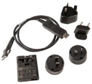 Intermec Cargador para CK3X/CK3R, Negro