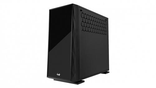 Gabinete In Win 309 con Ventana, Midi-Tower, ATX, USB 3.2, sin Fuente, Negro