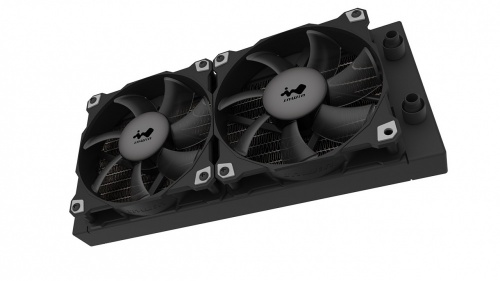 In Win AIO SR24 Enfrimiento Liquido para CPU, 2x 120mm, 500 - 2500RPM