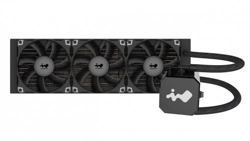 In Win SR36 Enfriamiento Liquido para CPU, 3x 120mm, 500-2500RPM