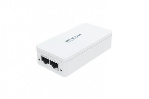 IP-COM Adaptador e Inyector de PoE PSE30G-AT, 10/100/1000Mbit/s, 2 Puertos