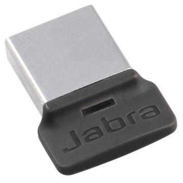 Jabra Procesador de Audio Bluetooth LINK 370, USB, para Evolve75/Speak 710, Negro