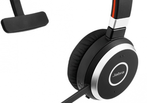 Jabra EVOLVE 65 Stereo headset with quality microphone