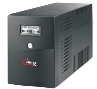No Break Jheta POP LCD 1500, 900W, 1500VA, Entrada 89-149V, Salida 120V