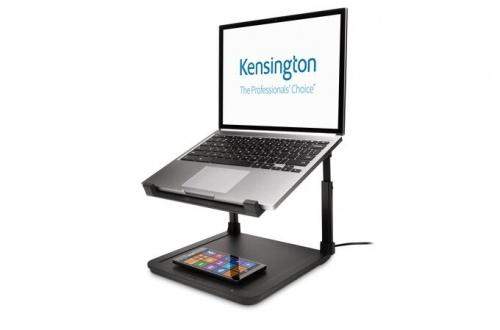Kensington Base para Laptop con Carga Inalámbrica para Celular K52784WW 15.6