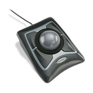 Mouse Kensington Óptico Expert Mouse Trackball, Alámbrico, USB, Gris