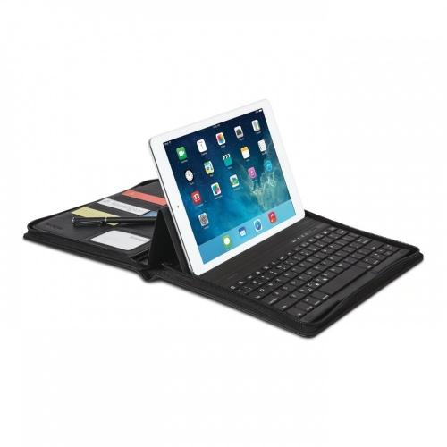 Kensington Funda con Teclado para iPad Air 9.7'', Negro