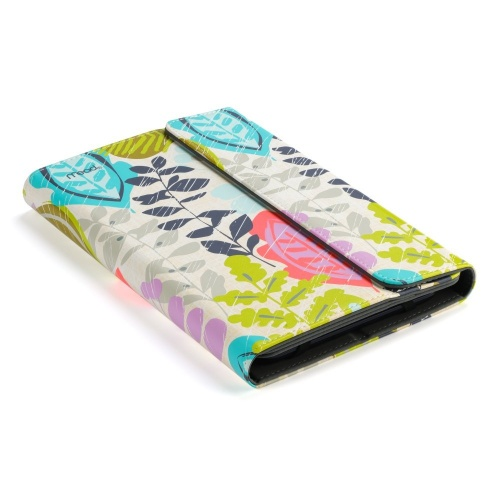 Kensington Funda Botanical para Tablet 8'', Multicolor, Resitente a Golpes/Polvo/Rayones