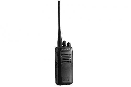 Kenwood Radio Digital Portátil de 2 Vías NX-340-K2, 32 Canales, Negro