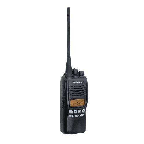 Kenwood Radio Digital Portátil de 2 Vías TK-3312-K2, 128 Canales, Negro