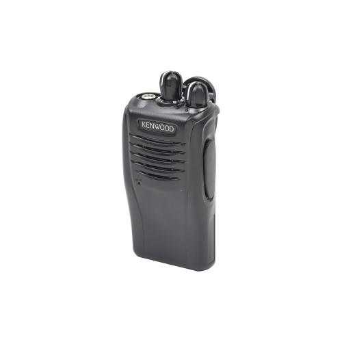 Kenwood Radio Análogo Portátil de 2 Vías TK-3360-K2S, 16 Canales, Negro - no incluye Antena ni Batería