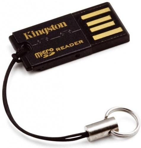 Kingston Lector de Memoria MicroSD G2, USB
