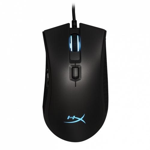 Mouse Gamer HyperX Óptico Pulsefire FPS Pro, Alámbrico, USB, 16.000DPI, Negro