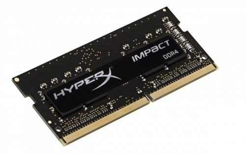 Memoria RAM Kingston HyperX Impact DDR4, 2133MHz, 8GB, CL13, SO-DIMM, XMP