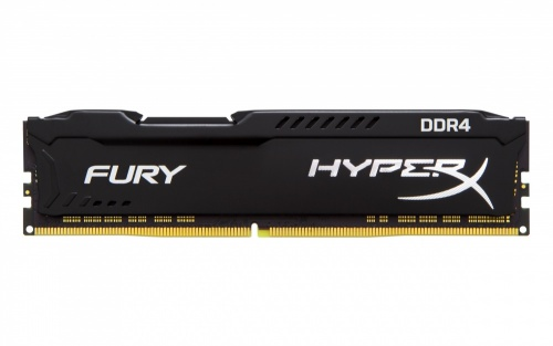 Memoria RAM Kingston HyperX FURY Black DDR4, 3466MHz, 8GB, Non-ECC, CL19, XMP
