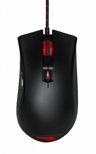Mouse Gamer Kingston HyperX Óptico Pulsefire FPS, Alámbrico, USB, 3200DPI, Negro + Mousepad FURY S