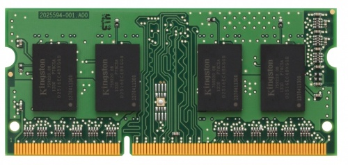 Memoria RAM Kingston DDR3, 1333MHz, 4GB, CL9, Non-ECC, x8, SO-DIMM