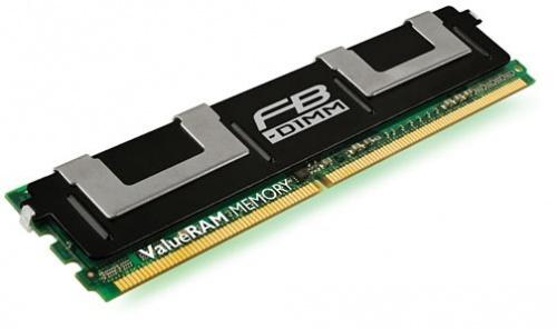 Memoria RAM Kingston DDR2, 533MHz, 1GB, CL4, ECC Fully Buffered