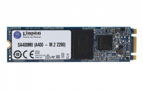 SSD Kingston A400, 480GB, SATA III, M.2 ― ¡Obtén 15% de descuento al comprarlo con una laptop seleccionada!