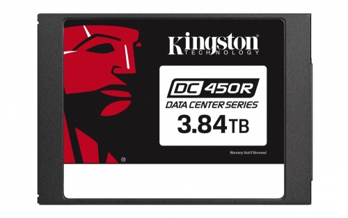 SSD Kingston DC450R NAND 3D TLC, 3.84TB, SATA III, 2.5'', 7mm