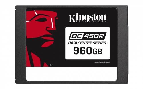 SSD Kingston DC450R NAND 3D TLC, 960GB, SATA III, 2.5'', 7mm