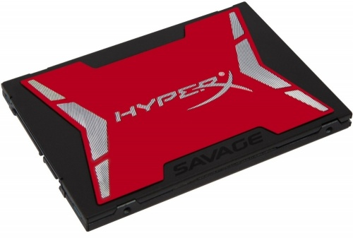 SSD Kingston HyperX Savage, 480GB, SATA III, 2.5'', 7mm - Bundle Kit
