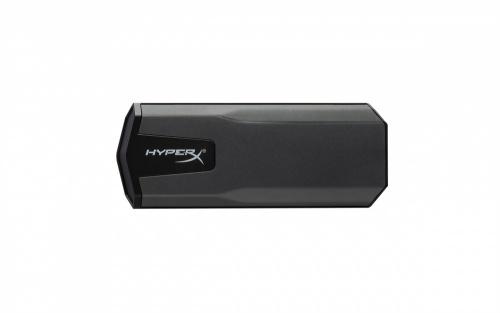 SSD Externo HyperX Savage EXO, 960GB, USB 3.1, Negro - para Mac/PC