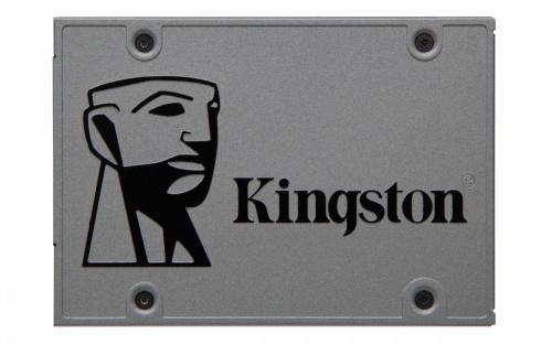 SSD Kingston UV500, 480GB, SATA III, 2.5'', 7mm ― ¡Obtén 20% de descuento al comprarlo con una laptop seleccionada!