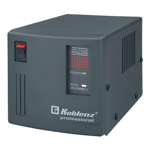 Regulador Koblenz ER-2800, 134J, 2000W, 2800VA, Entrada 95-145V, 4 Contactos