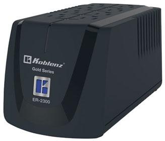 Regulador Koblenz ER-2300, 134J, 1000W, 2300VA, Entrada 95-145V, 8 Contactos