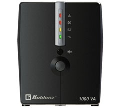 No Break Koblenz 10017 USB/R, 500W, 1000VA, 8 Contactos