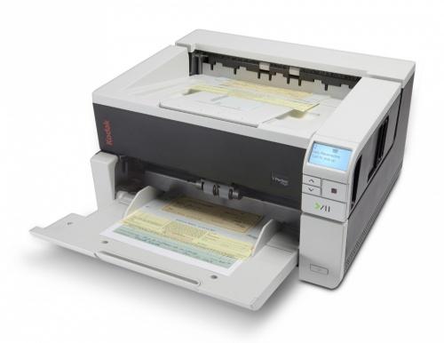 Scanner Kodak i3250, 600 x 600 DPI, Escáner Color, Escaneado Dúplex, USB 3.0, Negro/Gris