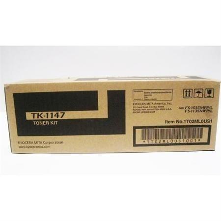 Tóner Kyocera TK-1147 Negro, 7200 Páginas